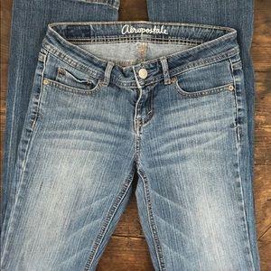 Aeropostale Jeans 0 Chelsea Boot Cut NICE